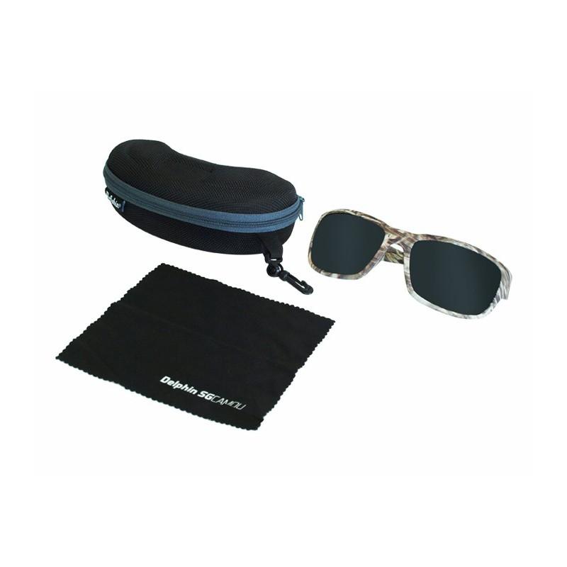 Delphin SG CAMOU Polarizált lebegő napszemüveg 335db6870c